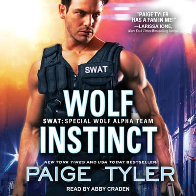Wolf Instinct by Paige Tyler audiobook
