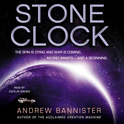 Stone Clock by Andrew Bannister audiobook