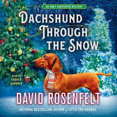 Dachshund Through the Snow by David Rosenfelt audiobook