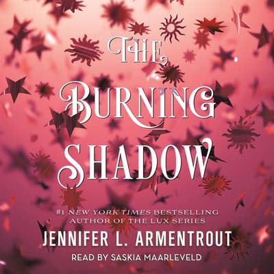The Burning Shadow by Jennifer L. Armentrout audiobook
