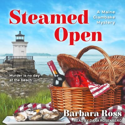 Steamed Open by Barbara Ross audiobook