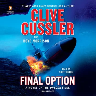 Final Option by Clive Cussler audiobook