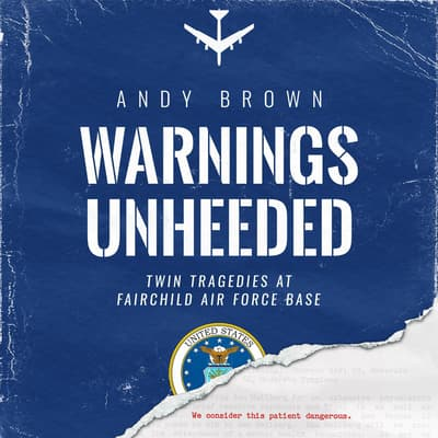 Warnings Unheeded by Andy Brown audiobook