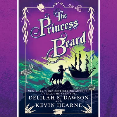 The Princess Beard by Kevin Hearne audiobook