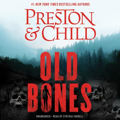 Old Bones by Douglas Preston audiobook