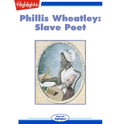 Phillis Wheatley: Slave Poet; A Hymn to the Evening by Doris Boyko audiobook