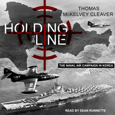 Holding the Line by Thomas McKelvey Cleaver audiobook