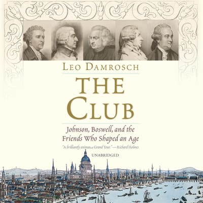 The Club by Leo Damrosch audiobook
