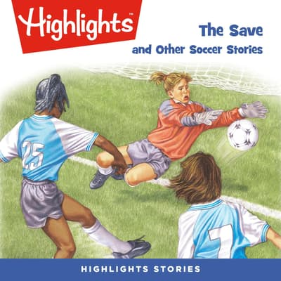 The Save and Other Soccer Stories by various authors audiobook