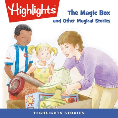 The Magic Box and Other Magical Stories by various authors audiobook