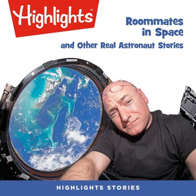 Roommates in Space and Other Real Astronaut Stories by Jack Myers audiobook