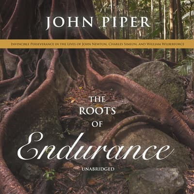 The Roots of Endurance by John Piper audiobook
