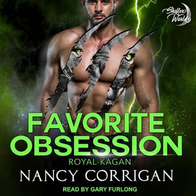 Favorite Obsession by Nancy Corrigan audiobook