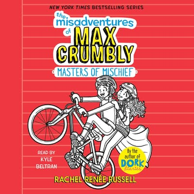The Misadventures of Max Crumbly 3 by Rachel Renée Russell audiobook