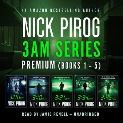 3 a.m. Premium: Books 1–5 by Nick Pirog audiobook