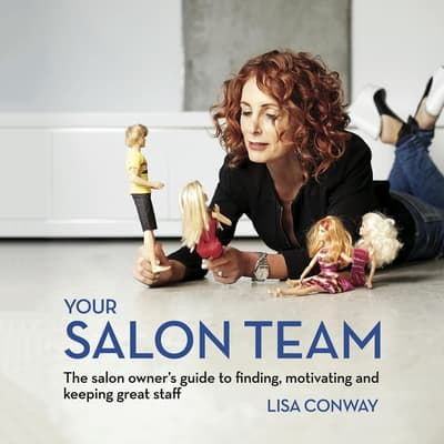 Your Salon Team by Lisa Conway audiobook