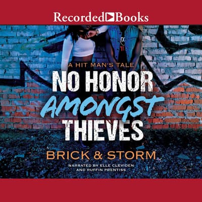 No Honor Amongst Thieves by Brick  audiobook