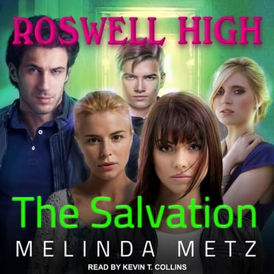 The Salvation by Melinda Metz audiobook