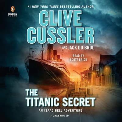 The Titanic Secret by Clive Cussler audiobook