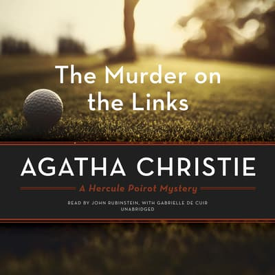 The Murder on the Links by Agatha Christie audiobook