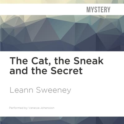 The Cat, the Sneak and the Secret by Leann Sweeney audiobook