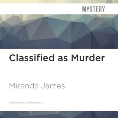 Classified as Murder by Miranda James audiobook