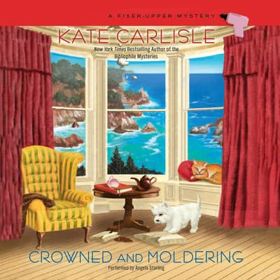 Crowned and Moldering by Kate Carlisle audiobook