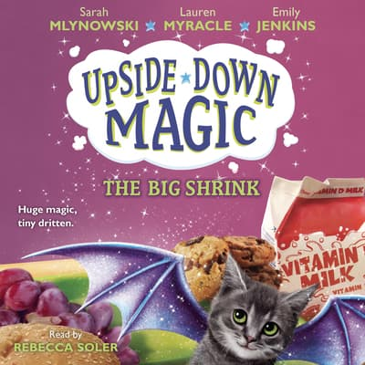 The Big Shrink by Sarah Mlynowski audiobook