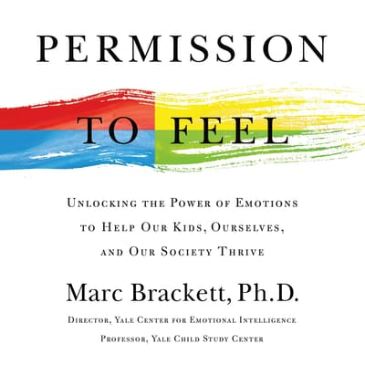 Permission to Feel by Marc Brackett audiobook