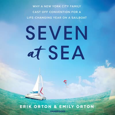 Seven at Sea by Erik Orton audiobook