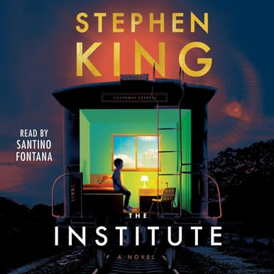 The Institute by Stephen King audiobook