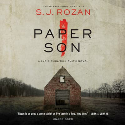 Paper Son by S. J. Rozan audiobook