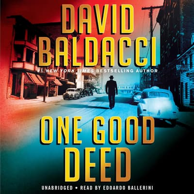 One Good Deed by David Baldacci audiobook