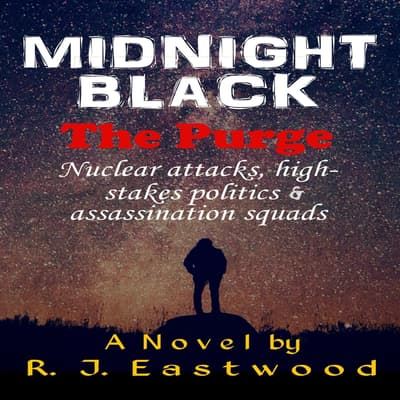 Midnight Black by R. J. Eastwood audiobook