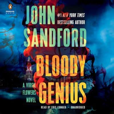 Bloody Genius by John Sandford audiobook