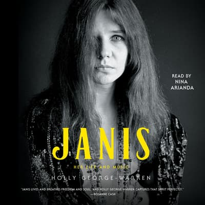 Janis by Holly George-Warren audiobook