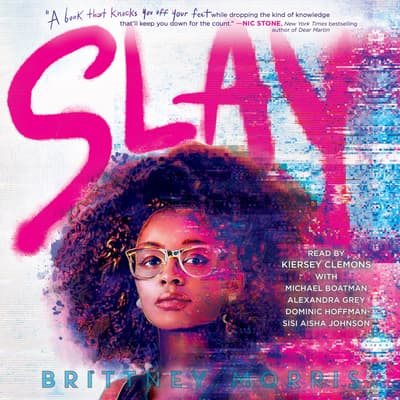 SLAY by Brittney Morris audiobook