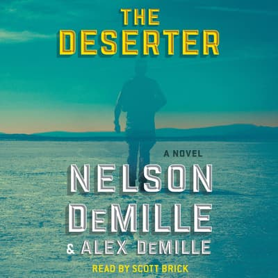 The Deserter by Nelson DeMille audiobook