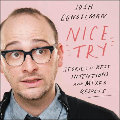 Nice Try by Josh Gondelman audiobook