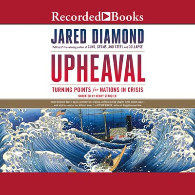 Upheaval by Jared Diamond audiobook