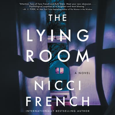 The Lying Room by Nicci French audiobook
