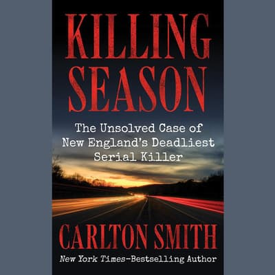 Killing Season by Carlton Smith audiobook