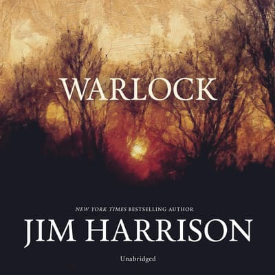 Warlock by Jim Harrison audiobook