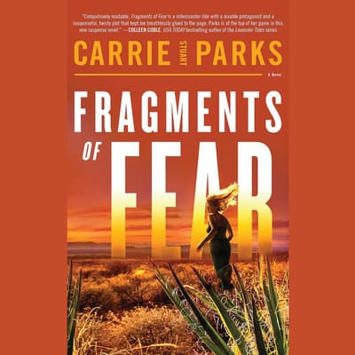 Fragments of Fear by Carrie Stuart Parks audiobook