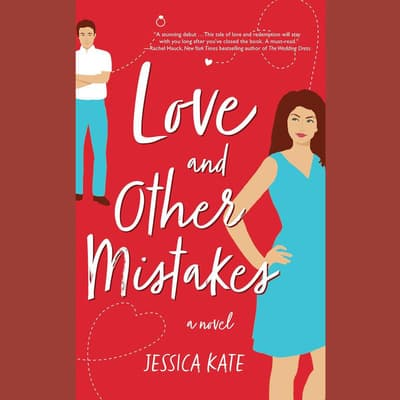 Love and Other Mistakes by Jessica Kate audiobook