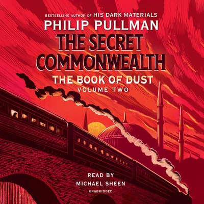 The Secret Commonwealth by Philip Pullman audiobook
