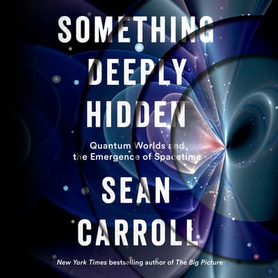 Something Deeply Hidden by Sean Carroll audiobook
