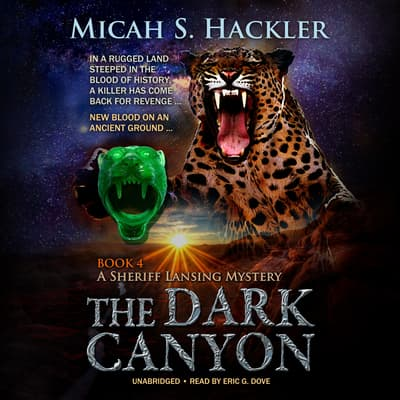 The Dark Canyon by Micah S. Hackler audiobook