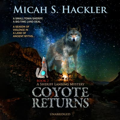 Coyote Returns by Micah S. Hackler audiobook