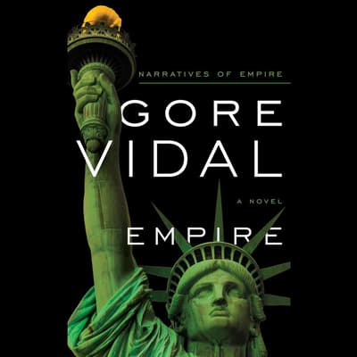 Empire by Gore Vidal audiobook